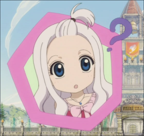 Chibi Mirajane by PrincessXcreo on DeviantArt Fairy Tail Chibi Mirajane