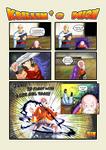 MultiVerse Mini Comic by xenocracy
