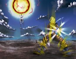 Goku Vs. Freeza by xenocracy