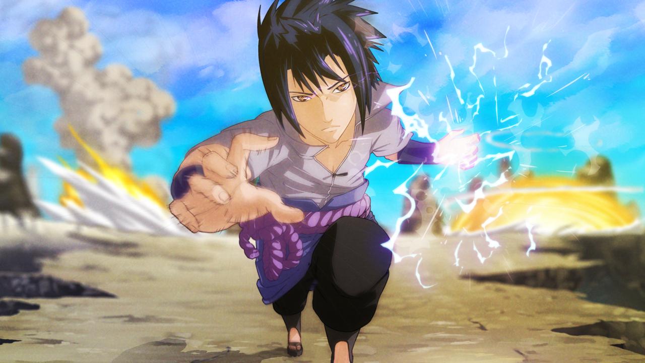 Sasuke by xenocracy