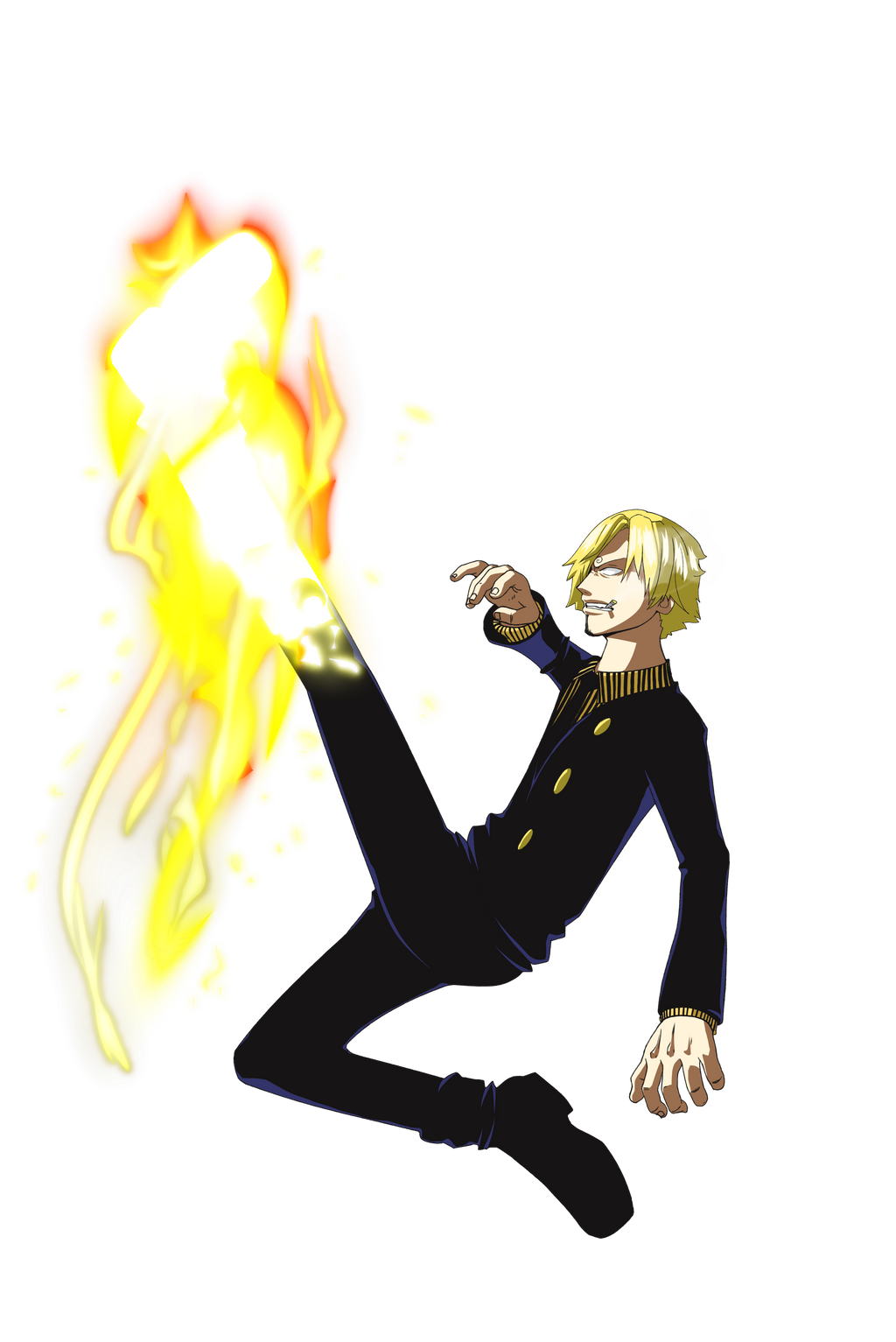 OP Sanji 2 by xenocracy on DeviantArt