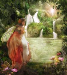 Fairy by nandafairy