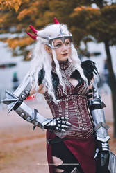 Flemeth Cosplay from Dragon Age