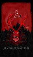 Deadly Premonition Deerhead v2