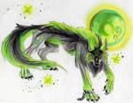 Twilight Wolf