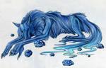 Sapphire Wolf