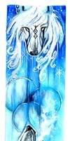Wolf Goddess by Lucky978