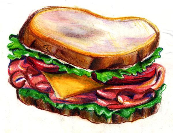 Sandwich by Lucky978