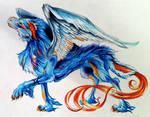 Mr. Fluffy Dragon