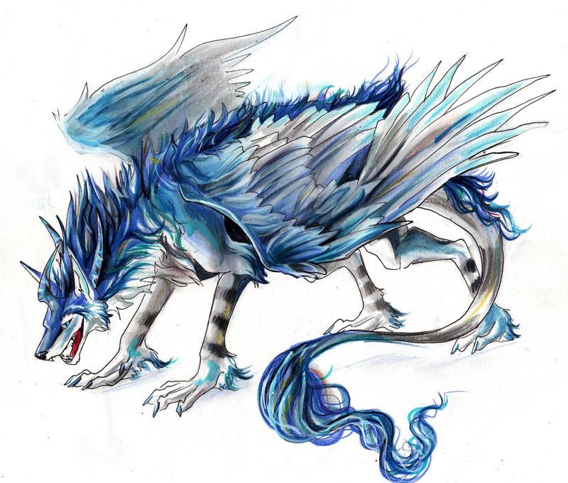 Sukai Dragon By Lucky978 On DeviantArt