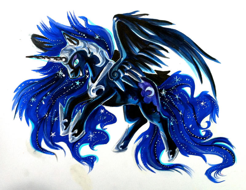 Nightmare Moon by Lucky978