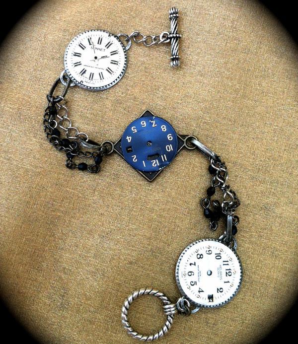 Steampunk Bracelet by Lucky978