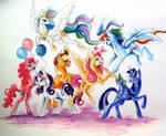 Friendship is Magic Contest