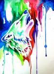 Rainbow Wolf 4 (On Ebay)