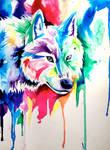 Rainbow Wolf 6