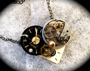 Steampunk Heart 11 by Lucky978