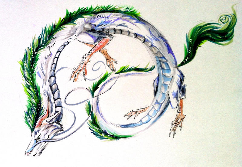 Haku by Lucky978