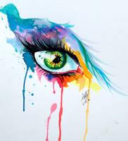 Bird Eye by Lucky978