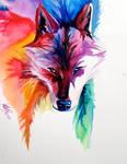 Fox Wolf Thing
