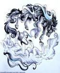 Yin and Yang Wolves