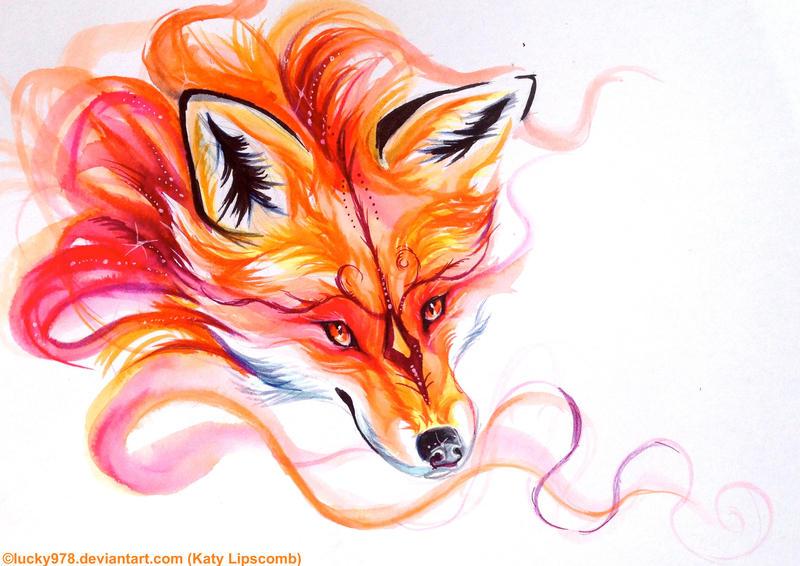 Magic Fox by Lucky978