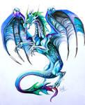 Dragon Tattoo (adoptable +Original)