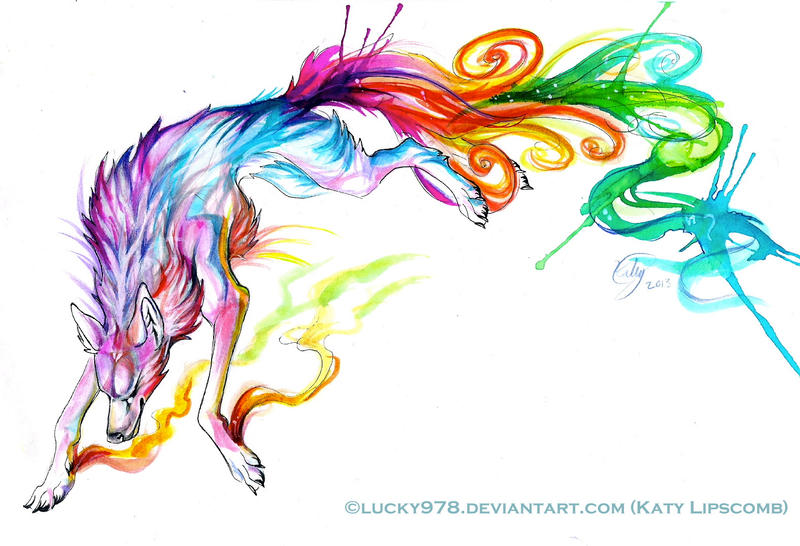 Fox-Hybrid Design by Lucky978
