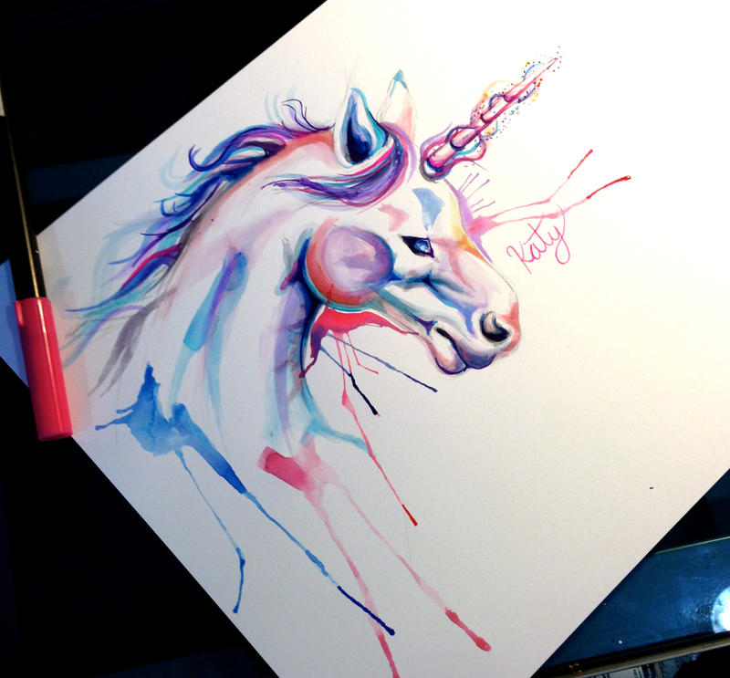 My Unicorn by Lucky978