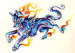 Ice Fire- Charity Adoptable