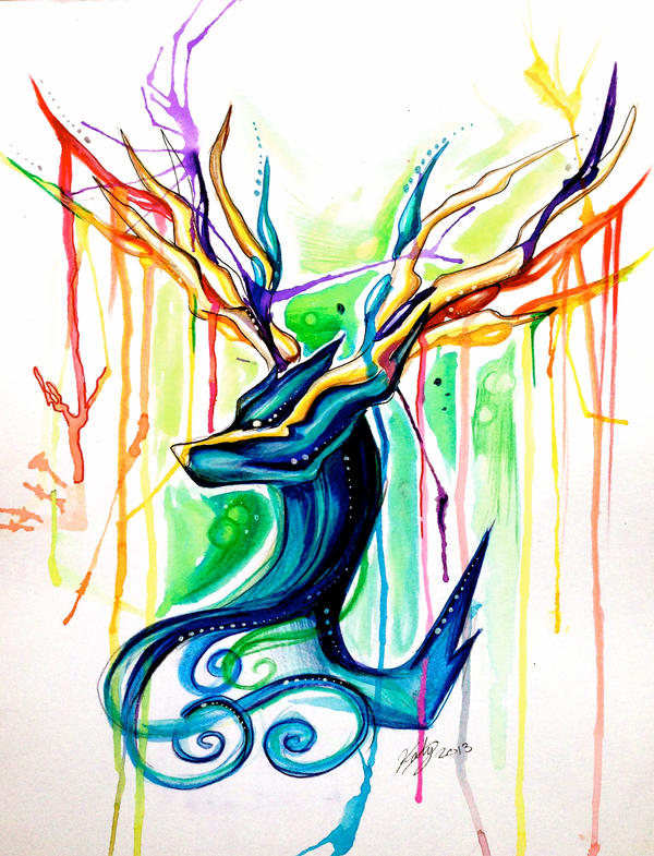 Xerneas by Lucky978