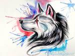 Kiarra Wolf Commission
