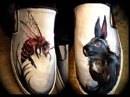 Painted Shoe Designs