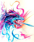 Shiny Dragon