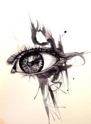 Eye Ink Wash