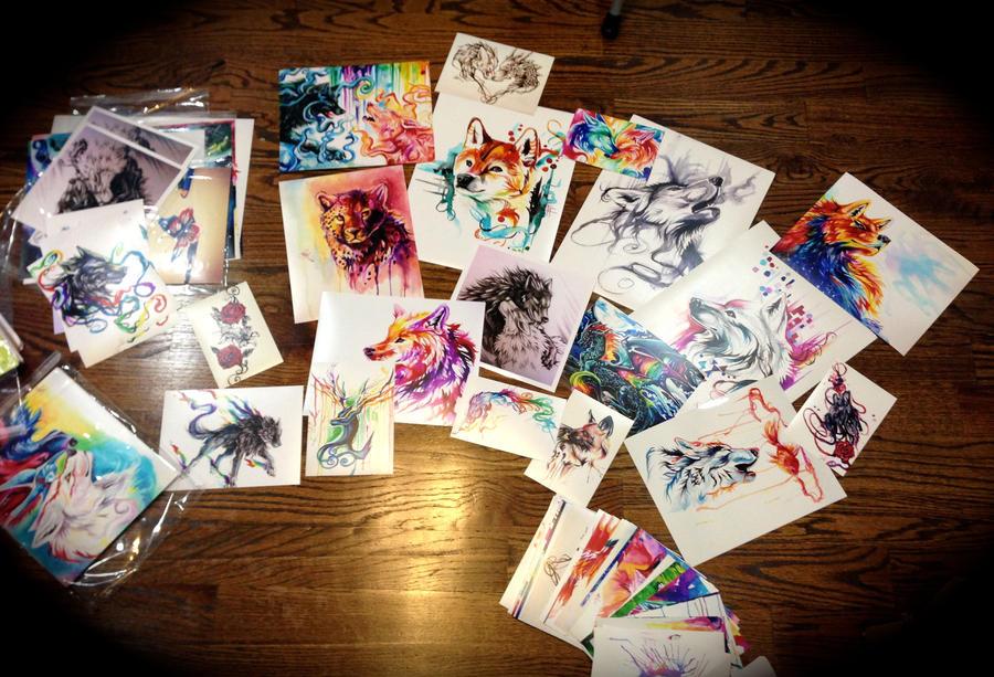 Prints Prints Prints! by Lucky978
