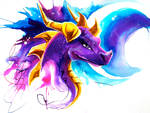 Throwback Dragons: Spyro