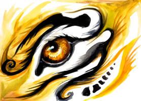 Tiger Eye by Lucky978