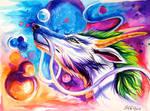 Throwback Dragons: Haku