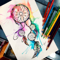 Dreamcatcher by Lucky978
