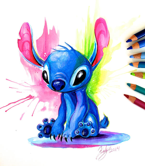 Stitch by Lucky978