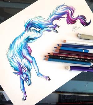 Mystic Fox Tattoo