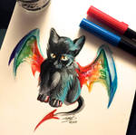 20- Kitty Dragon