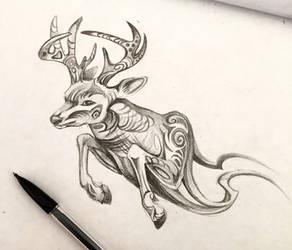 24- Stag Design