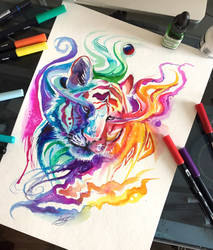 26- Cosmos Tiger