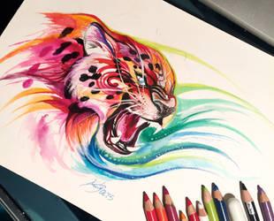 54- Jaguar by Lucky978