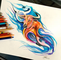 55- Taurus by Lucky978