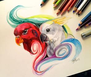 56- Birds! by Lucky978