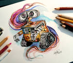 67- Wall-E by Lucky978
