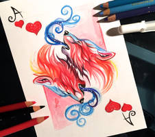 88- Ace of Hearts by Lucky978