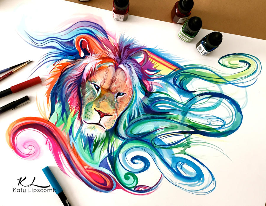 89- LIon by Lucky978 on DeviantArt